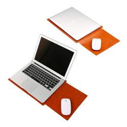 Водонепроницаемый чехол 13.3/15 дюймовый гибридный PU ЭБУ подушки безопасности по мнению фо кожаный чехол для ноутбука