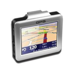 GPS de voiture