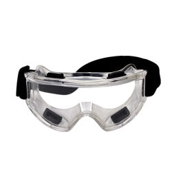 Защитные очки Anti-Scratch Anti-Fog очки очки с очень мягкие регулируемые и легкий очистить линзы