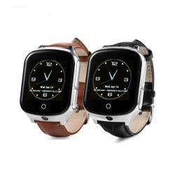 ساعة نظامتحديد المواقع العالمي (GPS) 3G الصدمة الهاتف المحمول الذكي من الجيل الثالث