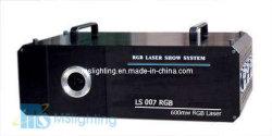 Luz de Laser DMX / Estágio a luz do laser