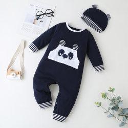 형식 100%년 면 신생 아이 착용 아이들 아기 착용 2 PCS 동물성 패턴 아기 옷