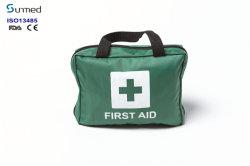 CE ISO FDA для оказания первой помощи Survival Kit сумку с ручкой
