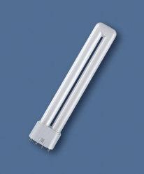 PL Lámpara fluorescente compacta (PLL)