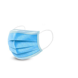 3 ply máscara cirúrgica descartável Médica Máscaras Faciais cirúrgica descartáveis