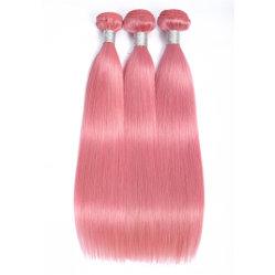 El cabello humano recta peluca indio bruto Secador de cabello ondulado