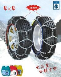 La cadena de nieve 4x4