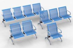 사무용 가구 이발소 병원 수신 은행 링크 의자 갱 의자 로비 공항 광속 착석 기다리는 벤치 의자
