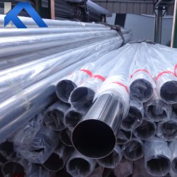 На заводе полированным сварные круглые трубы 80*1,5*6000 мм, Вэньчжоу Kaifu производителем 304 трубки из нержавеющей стали, Ss Inox трубки