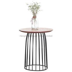 철 금속 프레임 홈 가구 차 커피 측 테이블