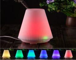 LEDライトとの小型白い香りか霧Diffuer