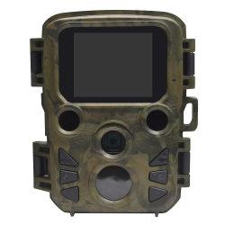 Mini Cámara HD 1080P de rastros de Vida Silvestre de los Scouts de la cámara de infrarrojos de la caza con Visión Nocturna Waterproof Video Cam
