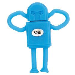 최저가 PVC 플라스틱 카툰 로봇 USB 컴퓨터 액세서리