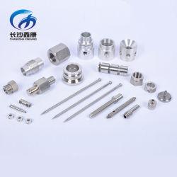 Aço de metal personalizada Tornos CNC parte de Usinagem