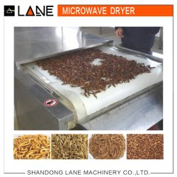 Туннель микроволновой печью для Mealworms