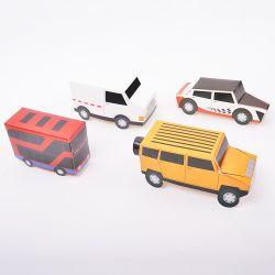 L'automobile promozionale scherza i giocattoli 3D Origami di carta di DIY per i capretti