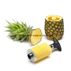 L'ananas en acier inoxydable Peeler, carottier à d'Ananas, Ananas Slicer - le tout dans une cuisine Gadget10153 ESG