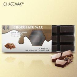 500g OEM Was van de niet-Strook van de Was van de Chocolade de Harde voor Verwijdering van het Haar van het Been van het Wapen de Achter