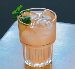 11oz de transparante Gestapelde het Drinken van de Tuimelschakelaar van het Glas Kop van het Glas