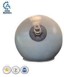 Digestore sferico rotativo elaborante di carta di funzionamento facile della pasta di cellulosa
