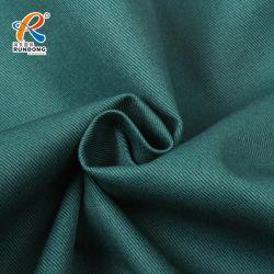 100% poliéster de microfibra piel de melocotón pulido teñido de tejido sólido para uniformar la ropa de cama