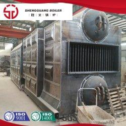 Industrial Szl15-1.25MPa Double-Drum horizontale chaudière à vapeur au charbon