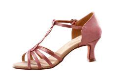 3 цветов латинской бальный зал танго танцевальная обувь для женщин Satin высокой каблуке танцы сандалии