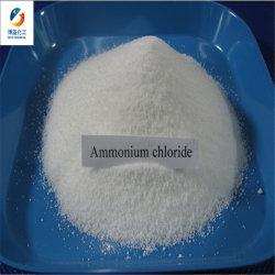 El Cloruro de Amonio grado Industrial 99.5 La sal cristalina No CAS 12125-02-9