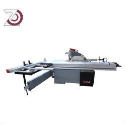 Grande puissance table coulissante vu Machine de coupe scie à panneaux