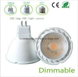 밝기 조절이 가능한 CE 3W MR16 LED 조명
