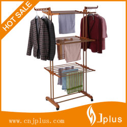 Три слоя древесины зерна одежду для установки в стойку с АБС пластика Jp-Cr300W2