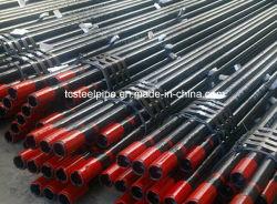 API 5CT J55 K55 N80 L80 N80q cárter sem tubos
