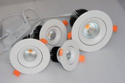 45W CREE LED haute puissance éclairage ponctuel pour l'éclairage commercial