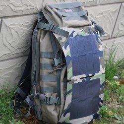 Utilisation de l'armée Chargeur solaire à film mince Paquet énergie tactique militaire