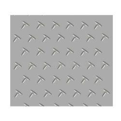 أفضل سعر 5032 6061 ألومنيوم مخروطي اللوحة الفولاذية لوحة المداس