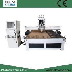 3 Spindeln CNC-Holzbearbeitung-Engraver und Schnittmeister