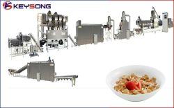 Banheira de venda de flocos de milho e a linha de transformação de cereais de pequeno-almoço
