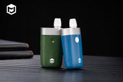 De koele Batterij van Vape van de Peul van het Apparaat van Vape van de Capaciteit van de Peul van U van de Uitrusting van de Aanzet Compatibele