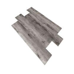 Pavimento di legno durevole di superficie impresso del vinile di Spc dell'orologio di scatto