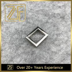 La moda bolso pequeño de metal/Correa zapata/prenda hebillas ajustables de Hardware de montaje