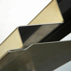 Custom Precise Oem Bewerkt Geponst Geproduceerd Poeder Gecoat Mechanisch Metaal Onderdeel