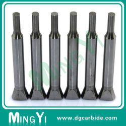 Moulage par injection de carbure de Misumi DIN/acier chasse goupille de l'éjecteur