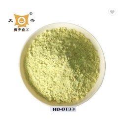 Teneur en soufre des produits chimiques en caoutchouc insoluble OT33 avec 33 % d'huile raffinée basée le soufre