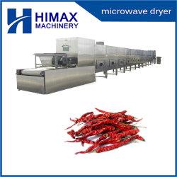 Machine van de Spaanse pepers van de Peper van het Kruiden van de Specerij van de microgolf de Drogende Steriliserende