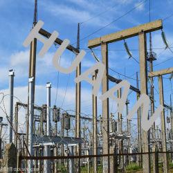 La puissance de transmission électrique auto-assistance pour le poste de fer en acier de structure