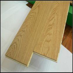 3 Tira da Camada 1 pisos em madeira de carvalho