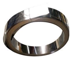 Bobine d'acier laminés à chaud SS304 SS316 No 4 Le traitement de surface austénite bande en acier inoxydable