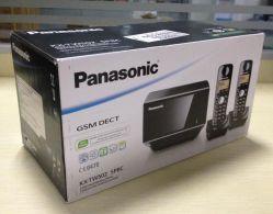 Niedriger Preis Kx-Tw502 G/M DECT reparierte das drahtlose Telefon mit 2 mit der Hand festgemacht (240PCS nur auf Lager)