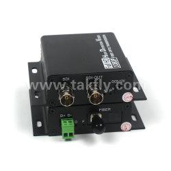 2 Übermittler-Video-Lautsprecherempfänger CH-960p 1080P optischer Digital