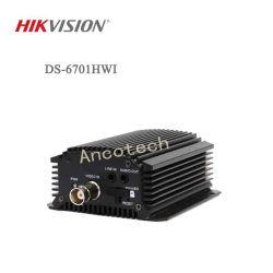 Kodierer Hikvision Sicherheit CCTV-H. 264/MPEG4/MPEG2/Mjpeg HD (DS-6701HWI)
